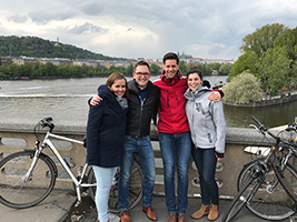 Complete Prague Bike Tour, Prague