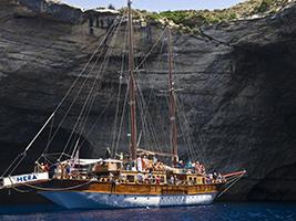 Cruise around Malta aboard Faith, Malta