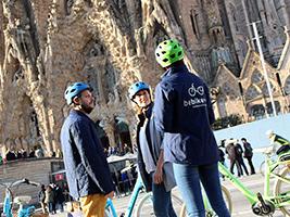 Gaudi E-Bike Tour, Barcelona