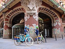 Top10 E-Bike Tour, Barcelona