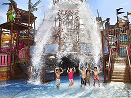Wild Wadi with Transfer from Dubai, Dubai