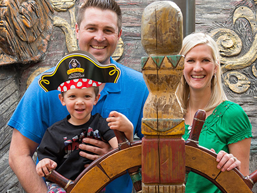 Pirates Cove Adventure Mini Golf