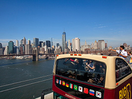 Special Discount Offer: Big Bus New York Hop-on Hop-off, New York Area - NY