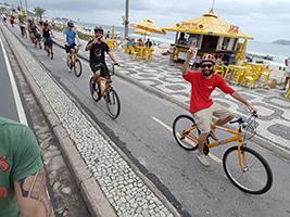 Carioca Sunset Bike Tour, Rio de Janeiro