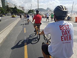 Total Rio Bike Tour, Rio de Janeiro
