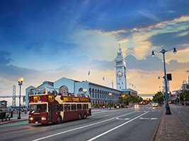 Special Discount Offer: Big Bus San Francisco Hop-on Hop-off Tour, San Francisco Area - CA