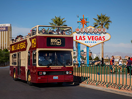 Special Discount Offer: Big Bus Las Vegas Hop-on Hop-off Tour, Las Vegas - NV
