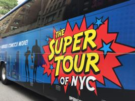 The Super Tour of NYC, New York Area - NY