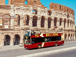 Big Bus Rome Hop-on Hop-off Tour, Rome
