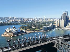 Sydney Harbour Bridge Climb, Sydney - NSW