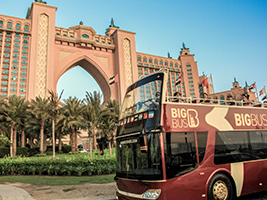 Special Discount Offer: Big Bus Dubai Hop-on Hop-off Tour, Dubai