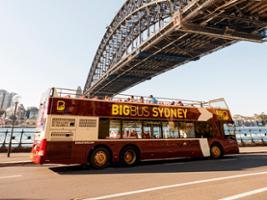Sydney Big Bus Tour, Sydney - NSW