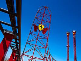 Ferrari Land - Hoteles en Deltebre