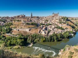 Magical Toledo from Madrid, Madrid
