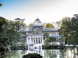 Madrid's Royal Palace and El Retiro Park Guided Tour, Madrid