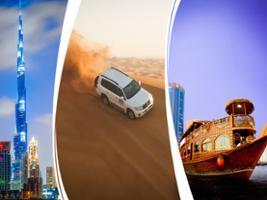 Dual, Trio and Mega Combo Specials, Dubai