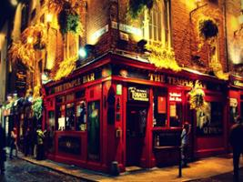Temple Bar Tour, History of Irish Pubs, Dublin