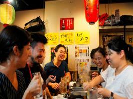 Kanpai Tokyo: Shinjuku Drinks and Neon Nights, Tokyo