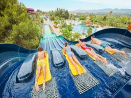 PortAventura Park o Caribe Aquatic Park - Hoteles en L'Ampolla