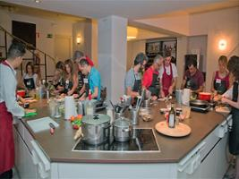 Cooking classes: Paella, Tortilla and Sangria, Madrid