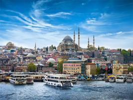 Half Day Bosphorus Cruise, Istanbul
