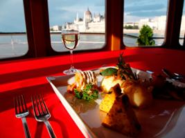 Cruise on the Danube with transfer, Budapest