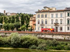 City Sightseeing Firenze 48 Hours and Leonardo Da Vinci Museum, Florence