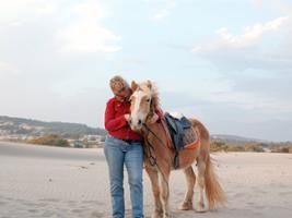 Horse Riding on Patara Beach, Kalkan