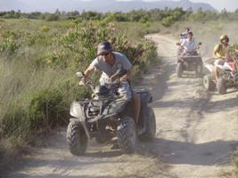 Quad Bike Safari on Patara Beach, Kalkan