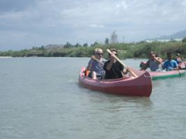 Canoe Adventure on Xanthos River, Kalkan