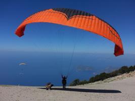 Tandem Paragliding in Oludeniz, Kalkan