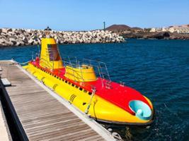 Submarino, Tenerife