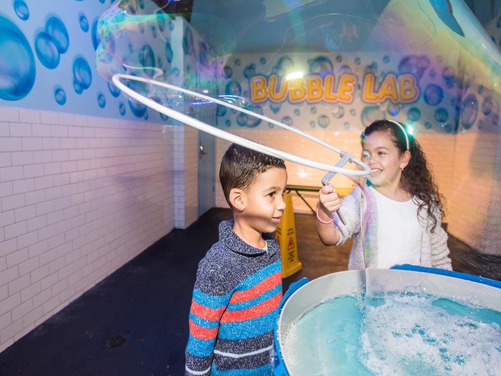 Oferta Especial para Crianças: WonderWorks Orlando