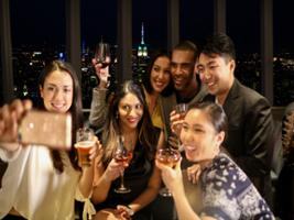 One World: Drink in the View, New York Area - NY