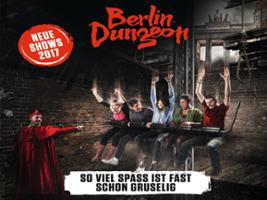 Combo: Madame Tussauds Berlin + Berlin Dungeon, Berlin