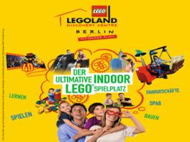 Combo: Madame Tussauds Berlin + LEGOLAND Discovery Centre Berlin, Berlin