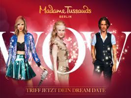 Combo: Madame Tussauds Berlin + Berlin Dungeon + AquaDom & SEA LIFE Berlin, Berlin