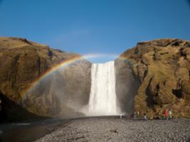 South Iceland, Waterfalls and Black Sand Beach, Reykjavik