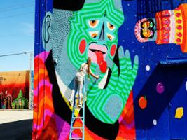 Wynwood and Miami Design District in French, Miami Area - FL