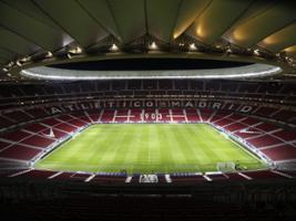 Wanda Metropolitano Tour, Madrid
