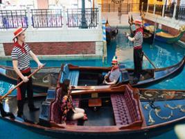The Venetian Gondola Ride, Macau