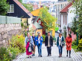 Hipstoric Grünerløkka, Oslo