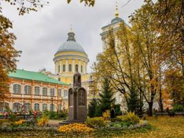 Alexander Nevski Monastery - Private, St Petersburg