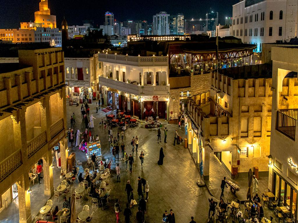 Souq Waqif Tour With Dinner - Private | Hotels, Cars & Activities