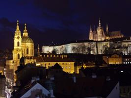Cruise on the river Vltava with Dinner and Music, Prague
