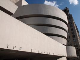 Guggenheim Museum, New York Area - NY
