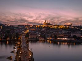 Evening Cruise with Dinner & Music, Prague