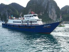Boat Ticket, Krabi