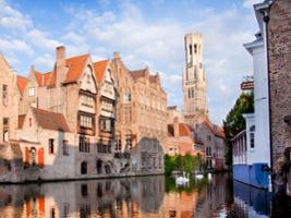 Bruges Private Walking Tour, Bruges