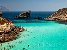 Comino & Blue Lagoon Cruise, Malta